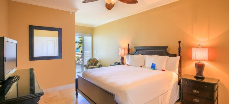 Hotel Windsong Resort: Bedroom TURKS AND CAICOS ISLANDS