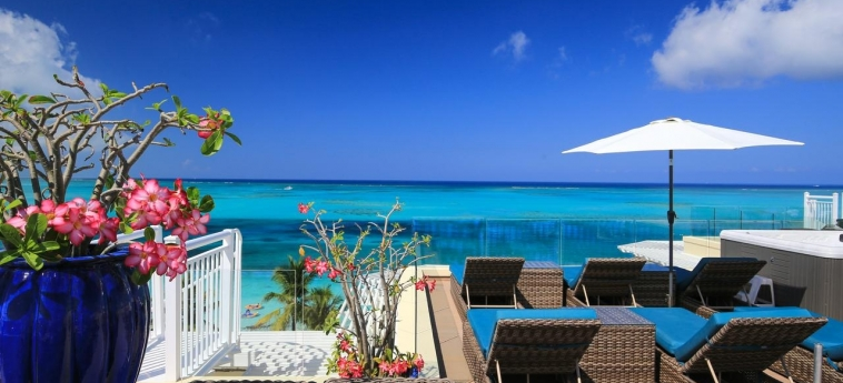 Hotel Windsong Resort: Exterior TURKS AND CAICOS ISLANDS