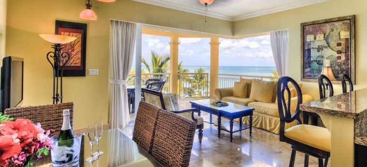 Hotel Windsong Resort: Hall TURKS AND CAICOS ISLANDS