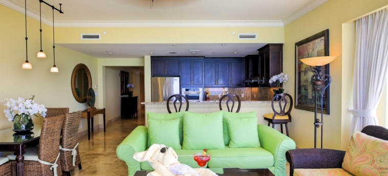 Hotel Windsong Resort: Interior detail TURKS AND CAICOS ISLANDS