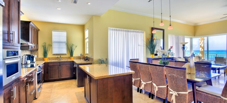 Hotel Windsong Resort: Kitchen TURKS AND CAICOS ISLANDS