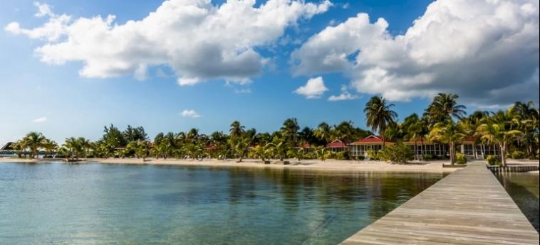 Hotel Turneffe Island Resort: Caffetteria TURNEFFE ISLANDS