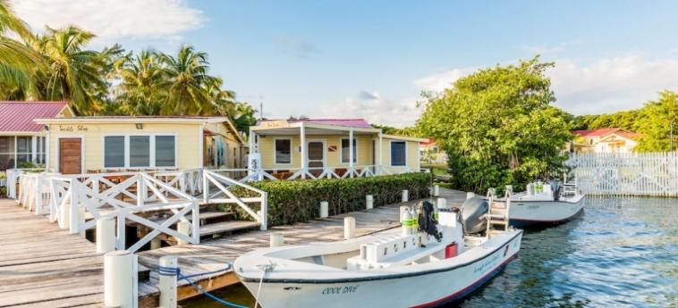Hotel Turneffe Island Resort: Exterior TURNEFFE ISLANDS