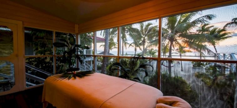 Hotel Turneffe Island Resort: Hot Spring TURNEFFE ISLANDS