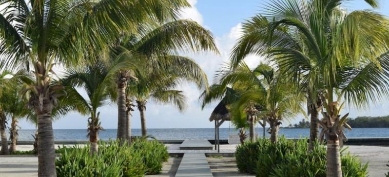 Hotel Turneffe Island Resort: Soggiorno E Angolo Cottura TURNEFFE ISLANDS