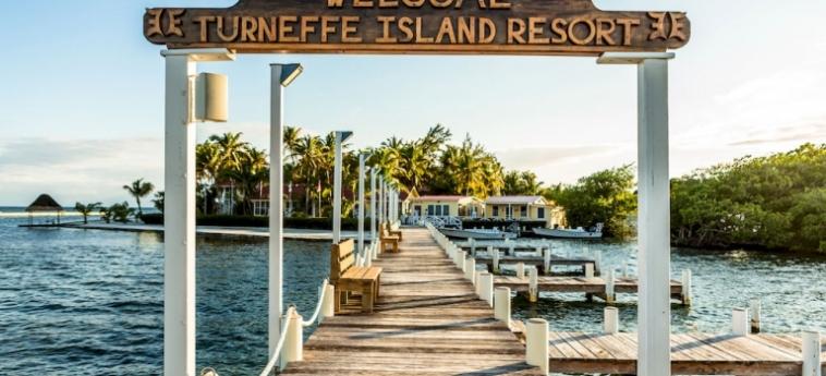 Hotel Turneffe Island Resort: Spa TURNEFFE ISLANDS