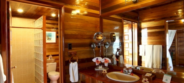 Hotel Turneffe Island Resort: Camera Suite TURNEFFE ISLANDS