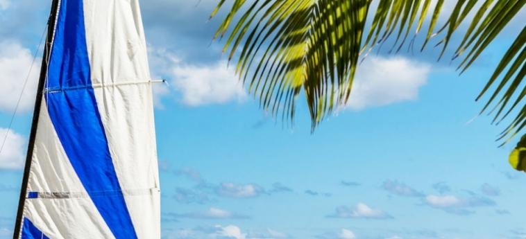 Hotel Turneffe Island Resort: Dormitorio 4 Pax TURNEFFE ISLANDS