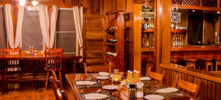 Hotel Turneffe Island Resort: Garage TURNEFFE ISLANDS