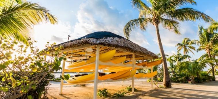Hotel Turneffe Island Resort: Particolare della Villa TURNEFFE ISLANDS