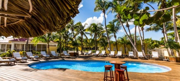Hotel Turneffe Island Resort: Außen Bar TURNEFFE ISLANDS