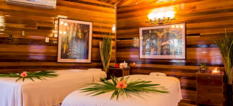 Hotel Turneffe Island Resort: Bunk-Bed Room TURNEFFE ISLANDS