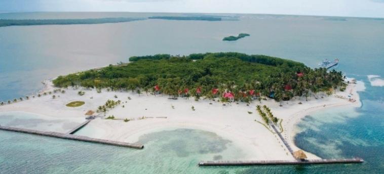 Hotel Turneffe Island Resort: Empfang TURNEFFE ISLANDS