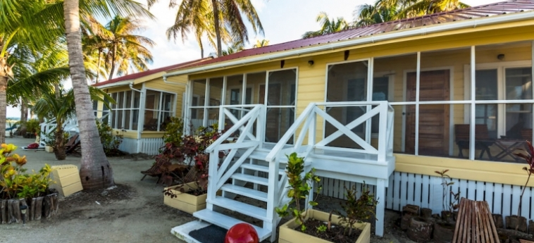 Hotel Turneffe Island Resort: Golfplatz TURNEFFE ISLANDS