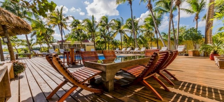 Hotel Turneffe Island Resort: Junior Suite Deluxe Room TURNEFFE ISLANDS