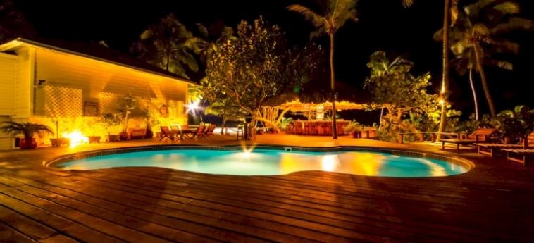 Hotel Turneffe Island Resort: Meer TURNEFFE ISLANDS