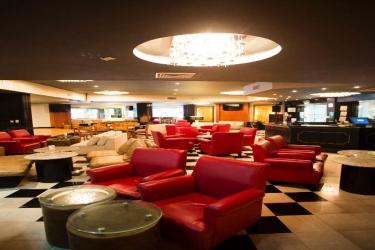Hotel Holiday Inn Tuxtla Gutierrez: Bar TUXTLA GUTIERREZ