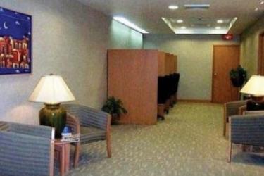 Hotel Holiday Inn Tuxtla Gutierrez: Lobby TUXTLA GUTIERREZ