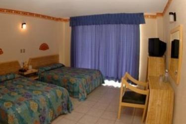 Hotel Maria Eugenia: Bedroom TUXTLA GUTIERREZ