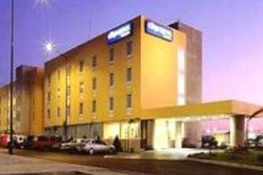 Hotel City Express Tuxtla Gutierrez: Extérieur TUXTLA GUTIERREZ