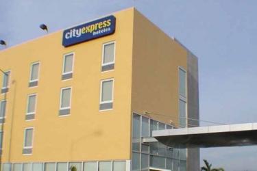 Hotel City Express Tuxtla Gutierrez: Außen TUXTLA GUTIERREZ
