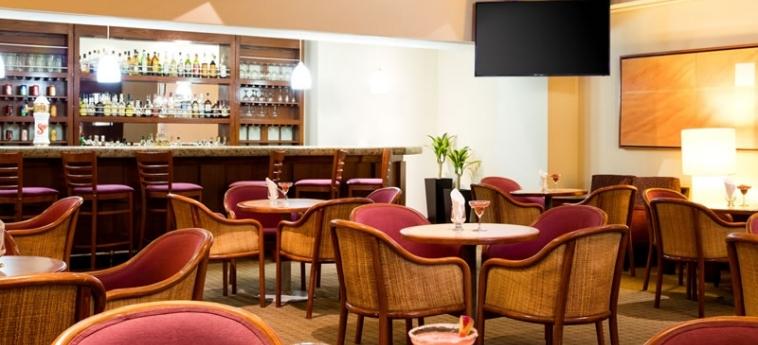 Hotel Fiesta Inn Tuxtla Gutierrez: Bar TUXTLA GUTIERREZ