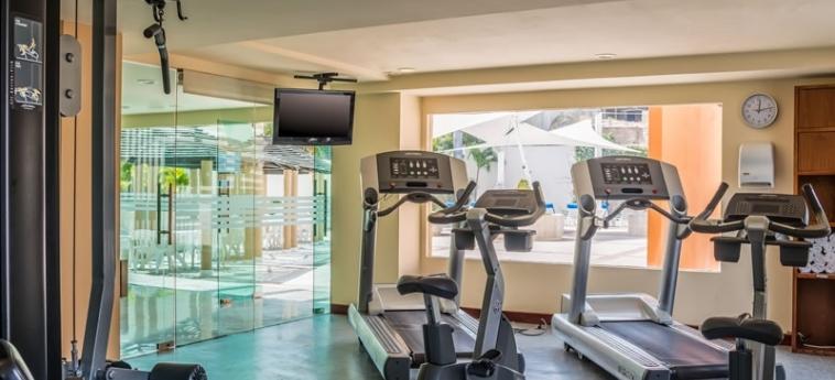 Hotel Fiesta Inn Tuxtla Gutierrez: Gym TUXTLA GUTIERREZ