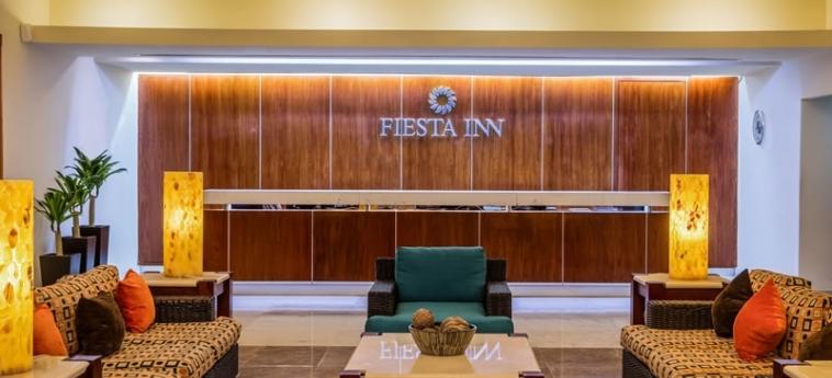 Hotel Fiesta Inn Tuxtla Gutierrez: Lobby TUXTLA GUTIERREZ