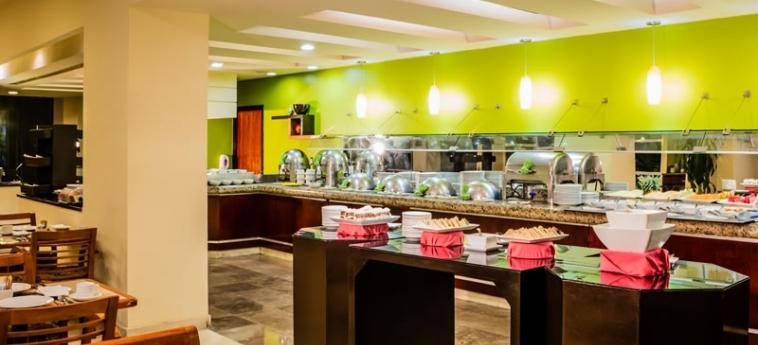 Hotel Fiesta Inn Tuxtla Gutierrez: Restaurant TUXTLA GUTIERREZ