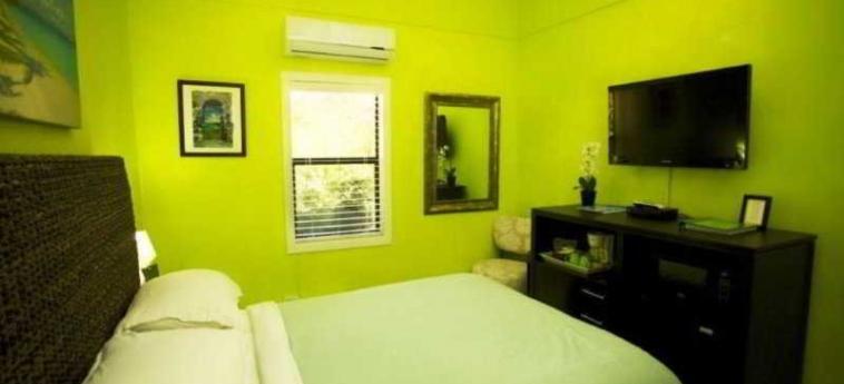 Hotel St. John Inn: Bedroom U.S. VIRGIN ISLANDS