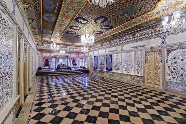 Hotel Chunda Palace: Ballroom UDAIPUR