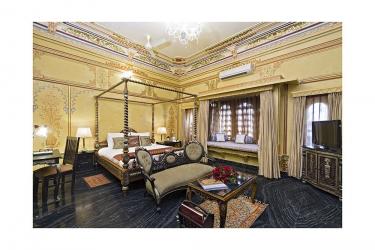 Hotel Chunda Palace: Habitación de huéspedes UDAIPUR