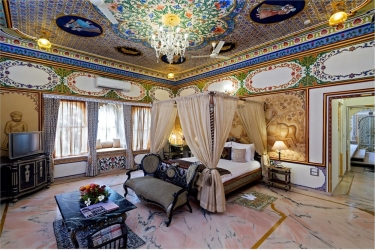 Hotel Chunda Palace: Habitaciòn UDAIPUR