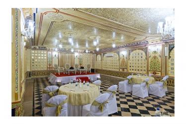 Hotel Chunda Palace: Instalaciones para reuniones UDAIPUR