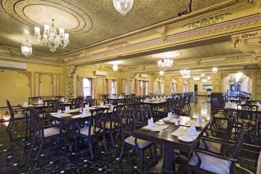 Hotel Chunda Palace: Restaurante UDAIPUR