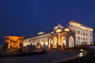 Hotel Radisson Blu Udaipur Resort & Spa: Esterno UDAIPUR