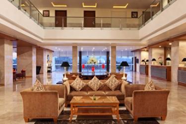 Hotel Radisson Blu Udaipur Resort & Spa: Particolare dell'Hotel UDAIPUR