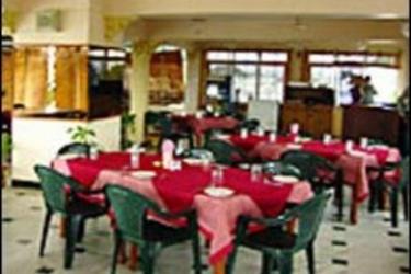 Hotel Sarovar On Pichola: Ristorante UDAIPUR