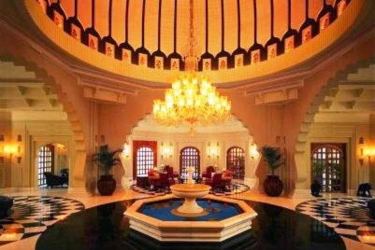 Hotel Oberoi Udaivilas : Lobby UDAIPUR