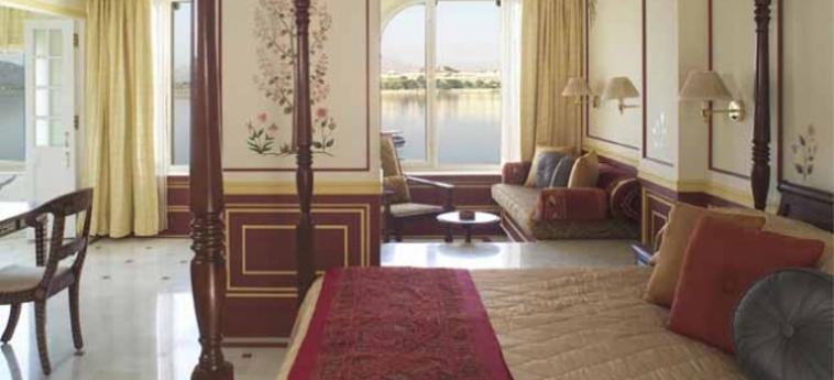 Hotel Taj Lake Palace: Chambre Double UDAIPUR