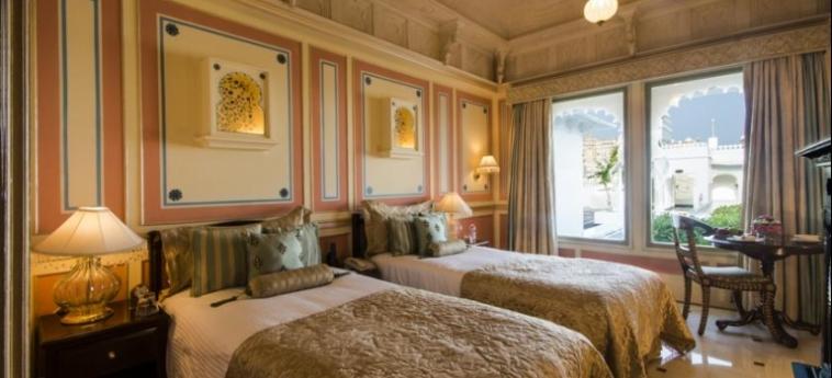 Hotel Taj Lake Palace: Chambre jumeau UDAIPUR