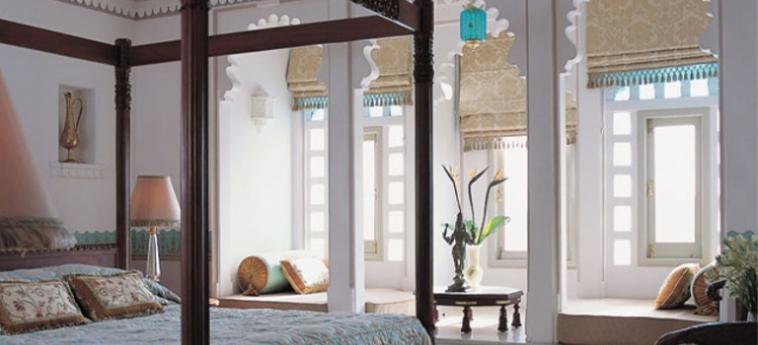 Hotel Taj Lake Palace: Chambre Suite UDAIPUR