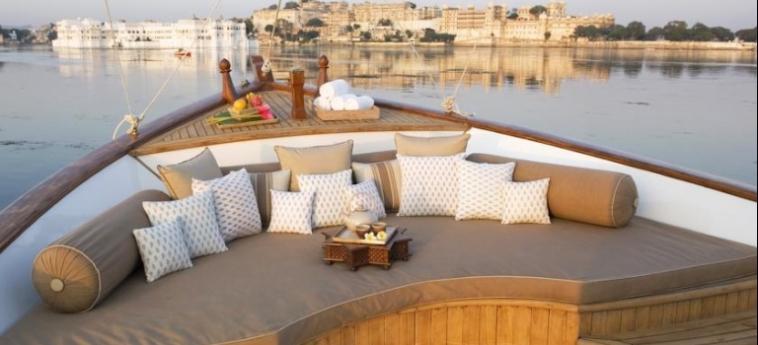 Hotel Taj Lake Palace: Detail UDAIPUR