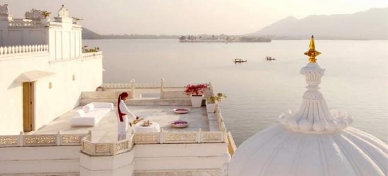 Hotel Taj Lake Palace: Dettagli Strutturali UDAIPUR