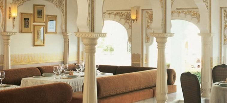 Hotel Taj Lake Palace: Restaurant UDAIPUR