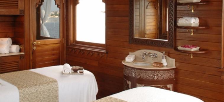 Hotel Taj Lake Palace: Spa UDAIPUR