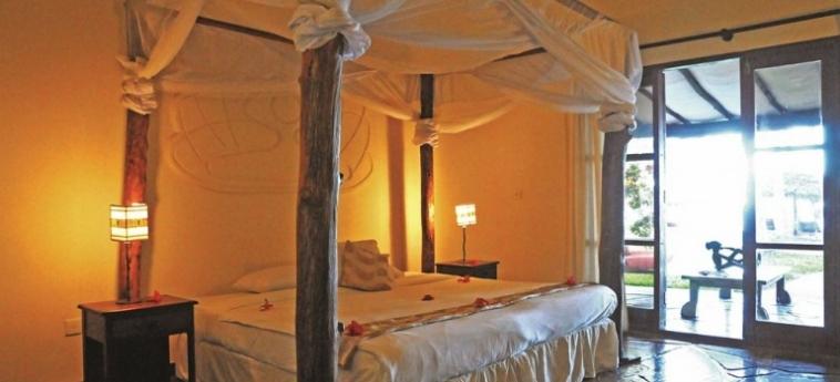Hotel Afrika Pearl & Spa: Carte UKUNDA