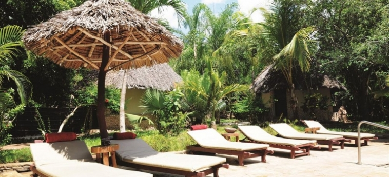 Hotel Afrika Pearl & Spa: Chambre Quadruple UKUNDA