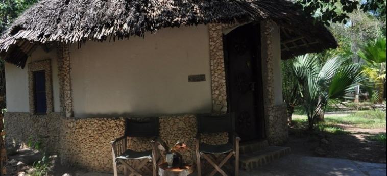 Hotel Afrika Pearl & Spa: Chambre Supérieure UKUNDA