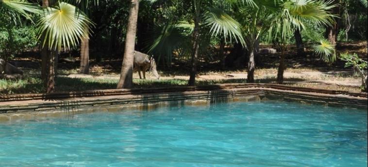 Hotel Afrika Pearl & Spa: Cottage UKUNDA